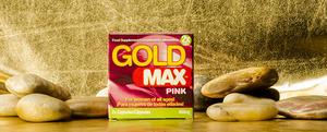 GoldMAX ROSA (2 Kapslar X 12Pack)