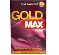GoldMAX ROSA (10 Kapslar X 10Pack)