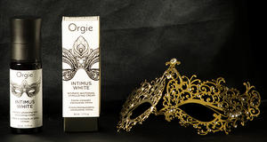 ORGIE Intimus White - Blekningskräm