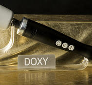 DOXY Original Massager Svart