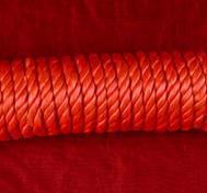 Rött silkesrep